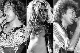 <b>Robert Plant's</b> 10 <b>Most</b> Historic Concerts