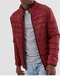 Дутая <b>куртка</b> с воротником-стойкой <b>Bellfield</b>