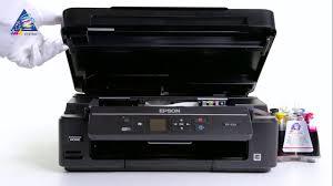 Промывка печатающей головки на примере Epson XP-320/332 ...