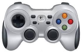 Купить <b>геймпад</b> Logitech Wireless <b>Gamepad F710</b> по выгодной ...