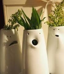 вазы: лучшие изображения (33) | Цветочные горшки, Горшки и ...