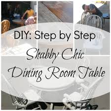 Shabby Chic Dining Room Furniture For Creating A Shabby Chic Dining Room Table Flagstaff Places