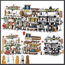 Buy Generic <b>QUNLONG</b> 6 in 1 <b>City</b> Street Road Scene Baby ...