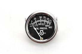 oem parts oil pressure gauge for weichai huafeng r4105d zd p zp diesel engine generator