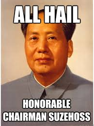 Chairman Mao memes | quickmeme via Relatably.com
