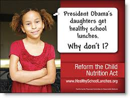michelle obama mandated school lunch goes from bad to worse  the   responses to michelle obama mandated school lunch goes from bad to worse