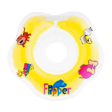 Детский <b>надувной круг на шею</b> для купания младенцев и ...