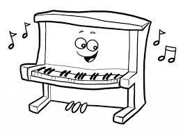 Znalezione obrazy dla zapytania pianino clipart