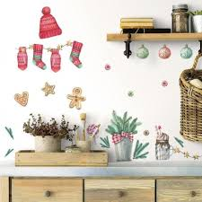<b>Classic</b> Christmas Peel and Stick <b>Wall Decals</b> | RoomMates