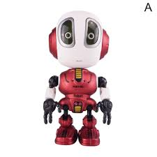 Toys & Games Kids Smart Robot Talking Control Interactive Voice ...