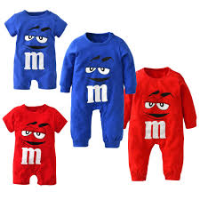 <b>2019 New fashion baby</b> boys girls clothes newborn blue and red ...