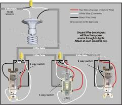 3 way outlet wiring diagram 17 best ideas about electrical wiring diagram 4 way switch wiring diagram