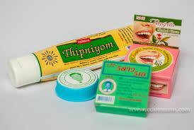Тайская <b>зубная паста</b>: за и против | Едем Сами с ok_vickie