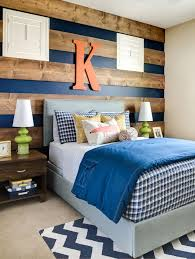 outdoor inspired big boy room love this take on a wood pallet accent wall boy bedroom ideas rooms