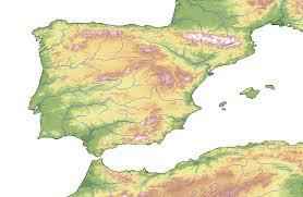 Resultado de imagen de peninsula iberica