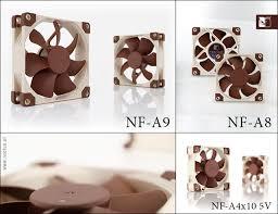 <b>Noctua</b> выпустила новые <b>вентиляторы</b> A-серии – <b>NF</b>-A9, <b>NF</b>-A8 и ...