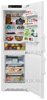 Двухкамерный <b>холодильник Liebherr CN 4315</b>-20 купить в ...