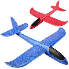 2019 <b>48 Cm Good Quality</b> Hand Launch Throwing Glider Aircraft ...