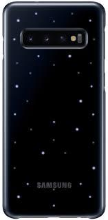 <b>Чехол LED Cover</b> для <b>Galaxy</b> S10 Black (EF-KG973CBEGRU ...