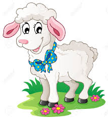 Image result for lambs clipart
