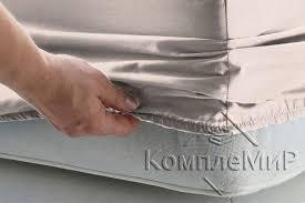 Простынь на резинке – как правильно подобрать размер