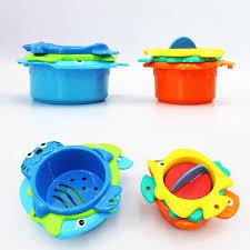 <b>6pcs</b>/<b>set</b> Plastic Cartoon Fish Animals Colorful <b>Float Water</b> Summer ...