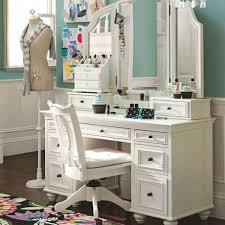 mirror set furniture white wooden furniture  antique vanity table for a gorgeous powder room