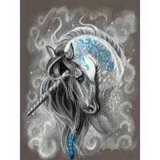 <b>Unicorn Diamond Painting</b> in 2020 | <b>Unicorn</b> art, <b>Unicorn</b> fantasy ...