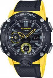 обзор часов <b>Casio G-Shock GA</b>-<b>2000</b>