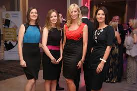 finalists in chambers csr awards  l r caroline ward hr services consultant martina rooney marketing co