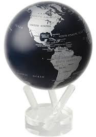 Земной шар (Вращающиеся <b>глобусы</b>) <b>Mova Globe</b>
