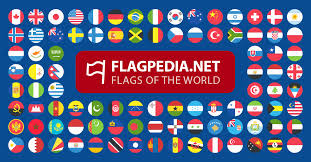 <b>Country flags</b> of the world (list of all 254) | Flagpedia.net