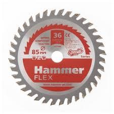 <b>Пильные диски</b> Hammer — купить на Яндекс.Маркете