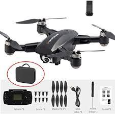 <b>JJRC X16 5G</b> 6K RC Drone, Foldable RC Quadcopter,WiFi: Amazon ...