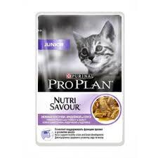 Консервированный полнорационный корм для котят <b>Pro Plan</b> ...