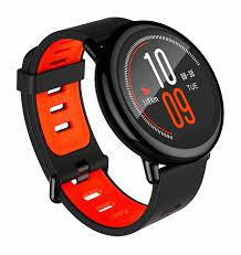 <b>Умные часы Amazfit</b> Pace (черный) — купить в интернет ...