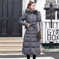 X-Long <b>2019</b> New Arrival Fashion Slim Women Winter <b>Jacket</b> Cotton ...