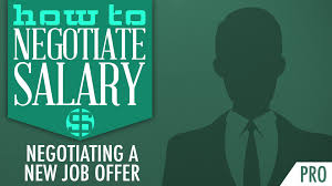 how to negotiate salary negotiating a new job offer course how to negotiate salary negotiating a new job offer course trailer
