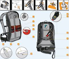 Avalanche Airbag Systems — Snowavalanche