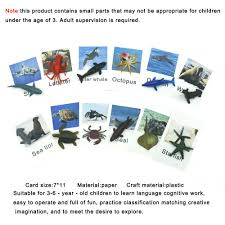 <b>Montessori</b> Marine Animal Cards <b>Baby</b> Language Learning ...