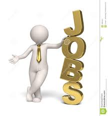 jobs icon gold 3d business man stock photography image 19801812 jobs icon gold 3d business man
