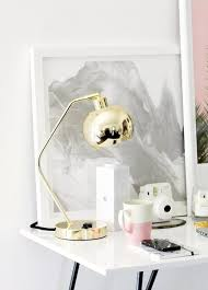 1000 ideas about desk styling on pinterest large floor lamp desks and barber shop chairs chic vintage home office desk cute