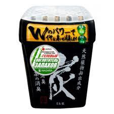<b>Поглотитель запаха Nagara</b> Aqua Beads <b>гелевый</b>, бамбуковый ...