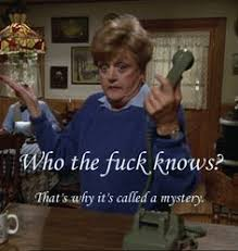 Murder She Wrote on Pinterest | Murders, Angela Lansbury and ... via Relatably.com