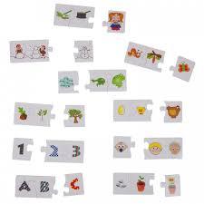 <b>Bondibon Обучающая</b> игра-<b>пазл</b> Baby You <b>Логика</b> 30 <b>карточек</b> ...