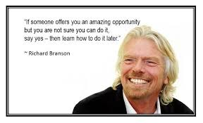 Full Quote On Opportunity Richard Branson Quotes. QuotesGram via Relatably.com