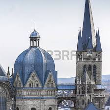 aachen aachener dom aix la chapelle stock photo picture and royalty free image image 27635217 aix la chapelle cathedral