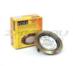 <b>Поворотный светильник</b> GX53 Ecola FN5390ECB