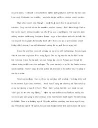 narrative essay high school graduation  reportwebfccom narrative essay high school graduation