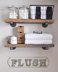 How to Build <b>DIY Industrial Pipe</b> Shelves - Cherished Bliss